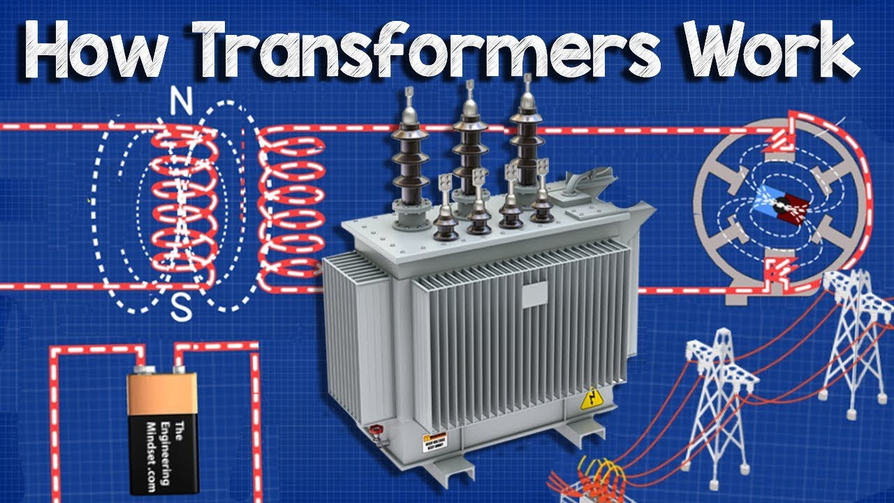 How Electrical Transformer Works