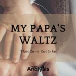 My Papa's Waltz Poem Analysis
