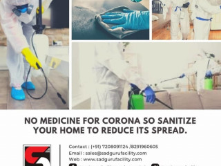 Home Deep Cleaning Services in Pune – Sadguru Facility